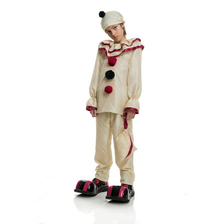Halloween Boy's Horror Clown Child Costume - Universal Studios Halloween Horror Nights Clown