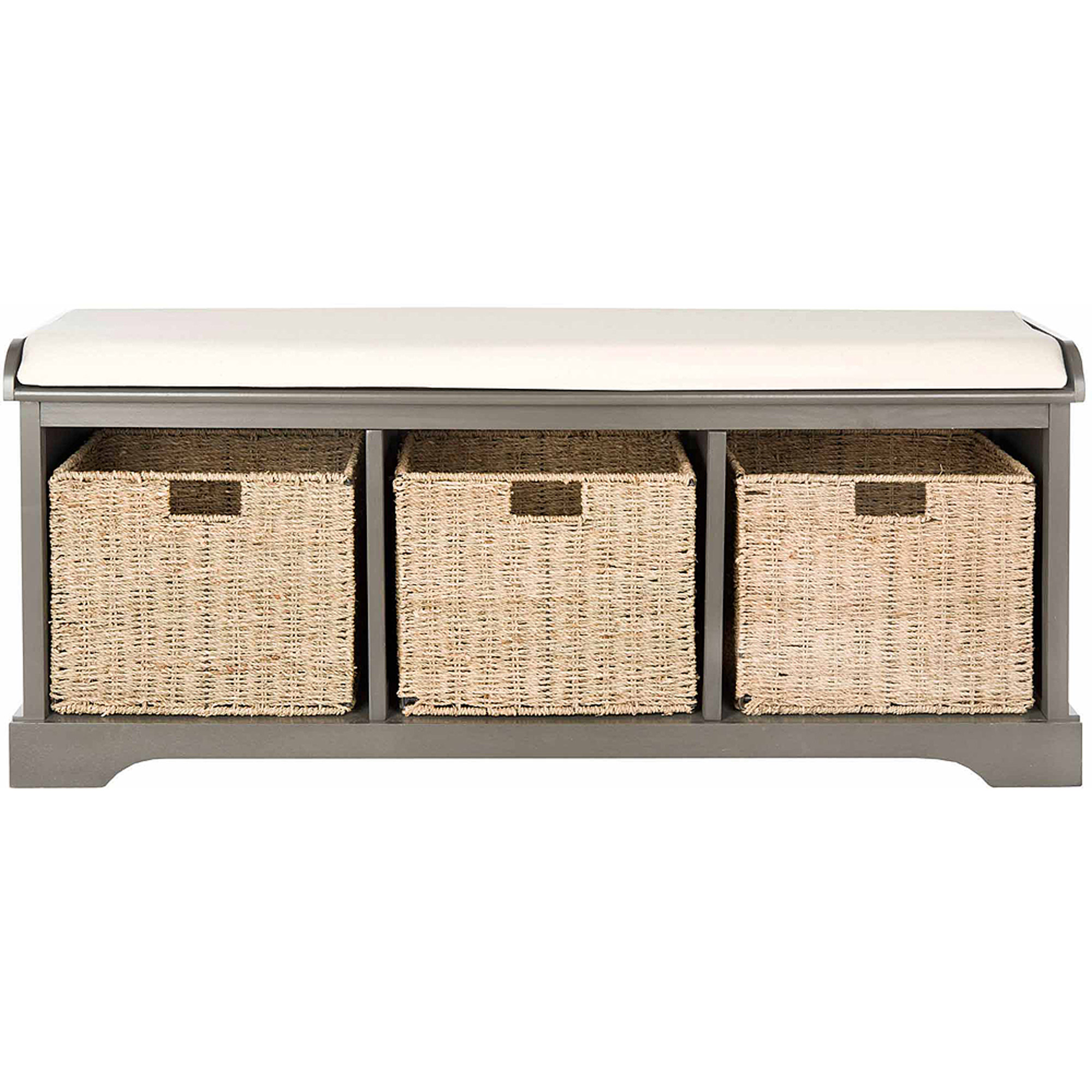 Safavieh Lonan Storage Bench, Multiple Colors