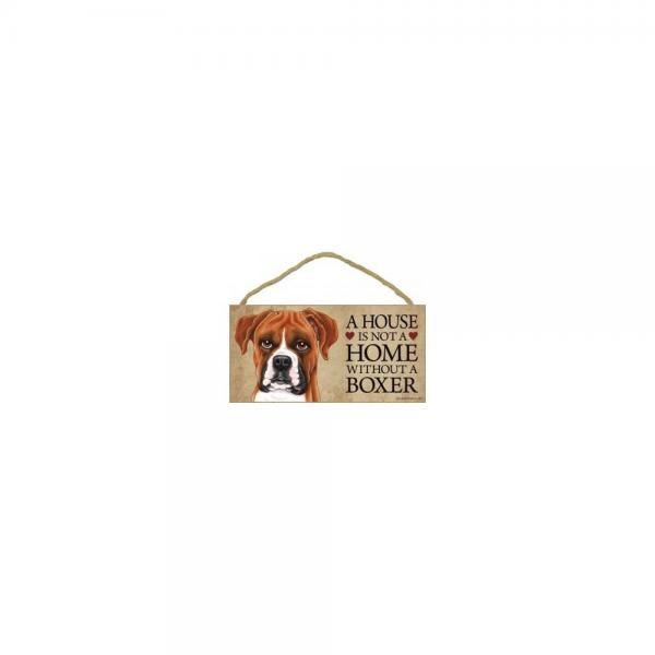 Basset Hound Wood Dog Sign Wall Plaque Photo Display 5 x 10 House Is Not A ...