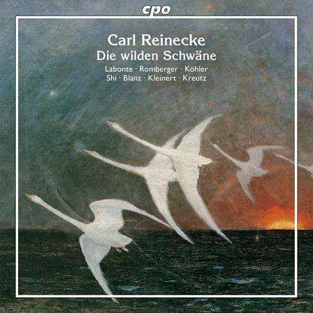 Reinecke, Carl / Labonte, Kirsten / Shi, Shuang - Die Wilden Schwaene Op. 164 (Labonte Stock)