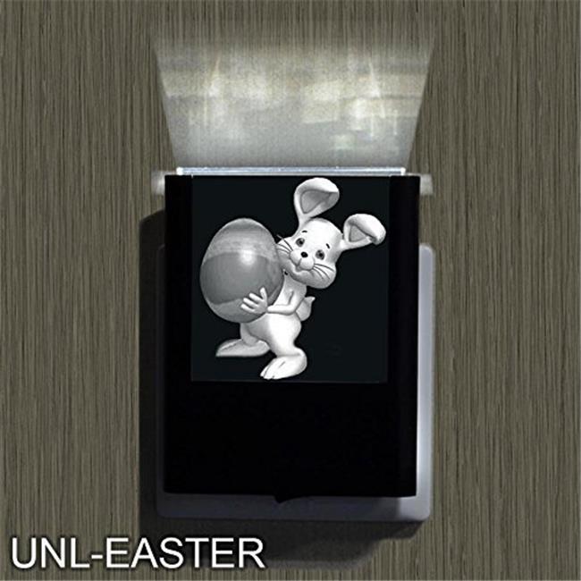 Uniqia UNLG0081 Night Light - Happy Easter Laser - image 1 de 1