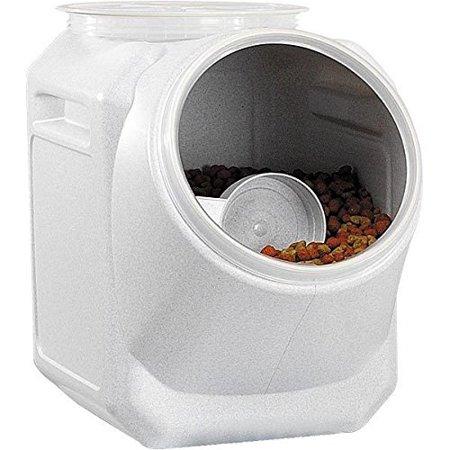 Gamma Vittles Vault Storage Container - Pet Food Storage Container Stackable Vittle Vault Dog Shelter Rescue Choose Size(60 lb Capacity)