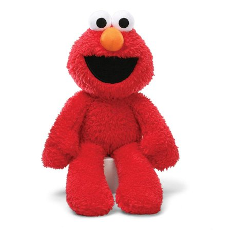 Take Along Elmo 12 (Other) - E-l-m-o Dancing Plush