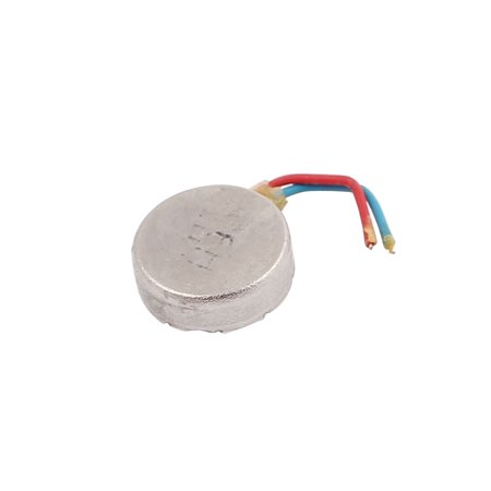 DC3V 12000RPM Mobile Phone Vibrating Motor Flat Coin Vibration  Motor