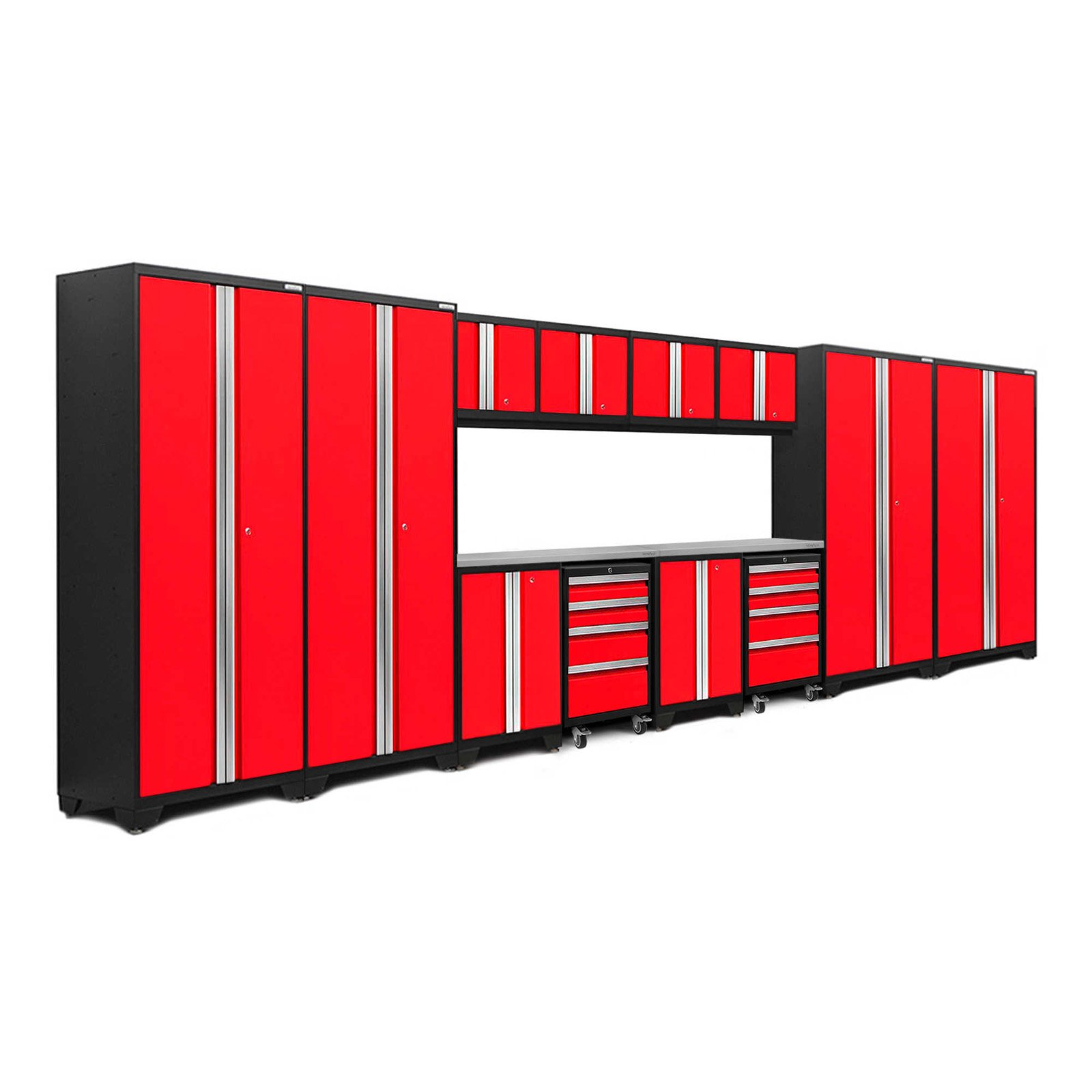 NewAge Products Bold 3.0 14 Piece Garage Cabinet System