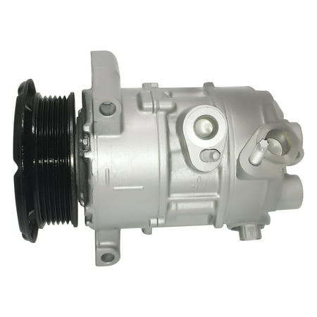 RYC Remanufactured AC Compressor and A/C Clutch IG395 Fits 2007, 2008 Jeep Patriot and Compass 2.0L 2.4L; 2007, 2008, 2009 Dodge Caliber 2.0L (Does Not Fit 1.8L or 2.4L)