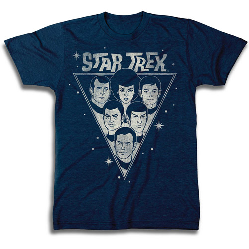 Big Men's Star Trek Graphic Tee
