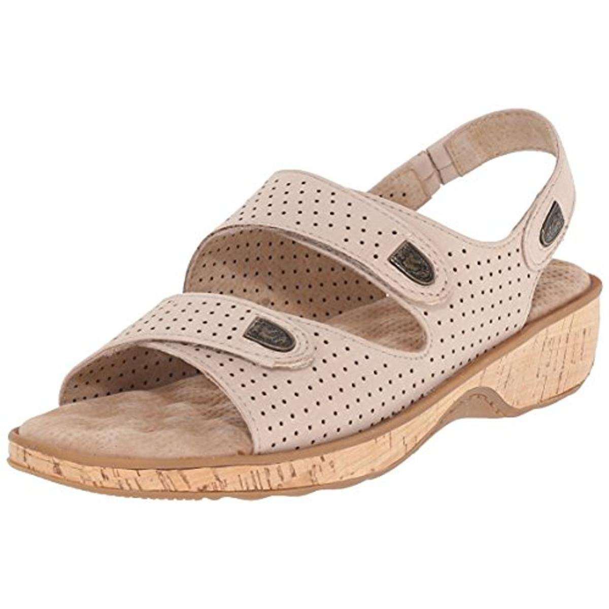 SoftWalk Womens Bolivia Leather Sport Sandals by SoftWalk