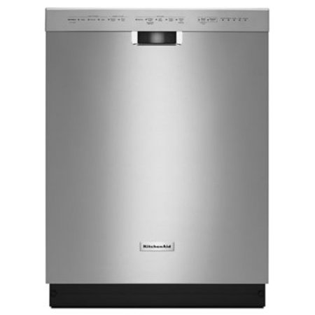 Kitchenaid Architect Ii Superba Eq Kdfe104dss 24  Dishwasher With 14 Place Settings  Front Controls  6 Wash Cycles