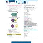 Quick Access: Algebra I (Other)