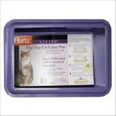 Hartz Cat Litter Pan, Flip Top