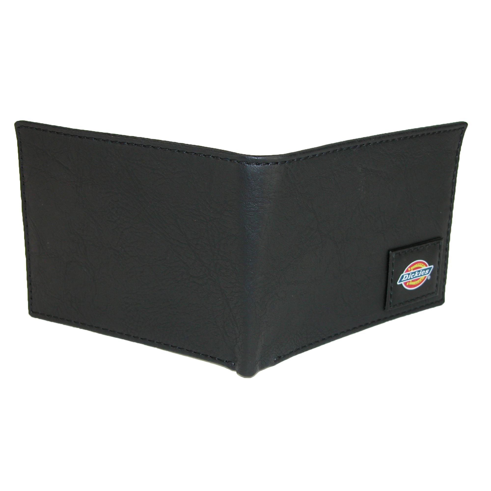 Dickies Men's Leather Slim Basic Bifold Wallet - image 3 de 4