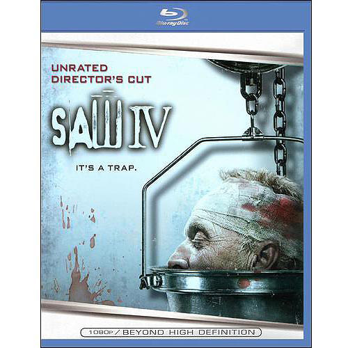Saw IV (Blu-ray)