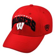 Wisconsin Badgers Men's NCAA WHIZ Adjustable Hat