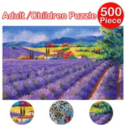 Adults Puzzles 500 Piece Large Puzzle Game Interesting Toys Personalized Gift