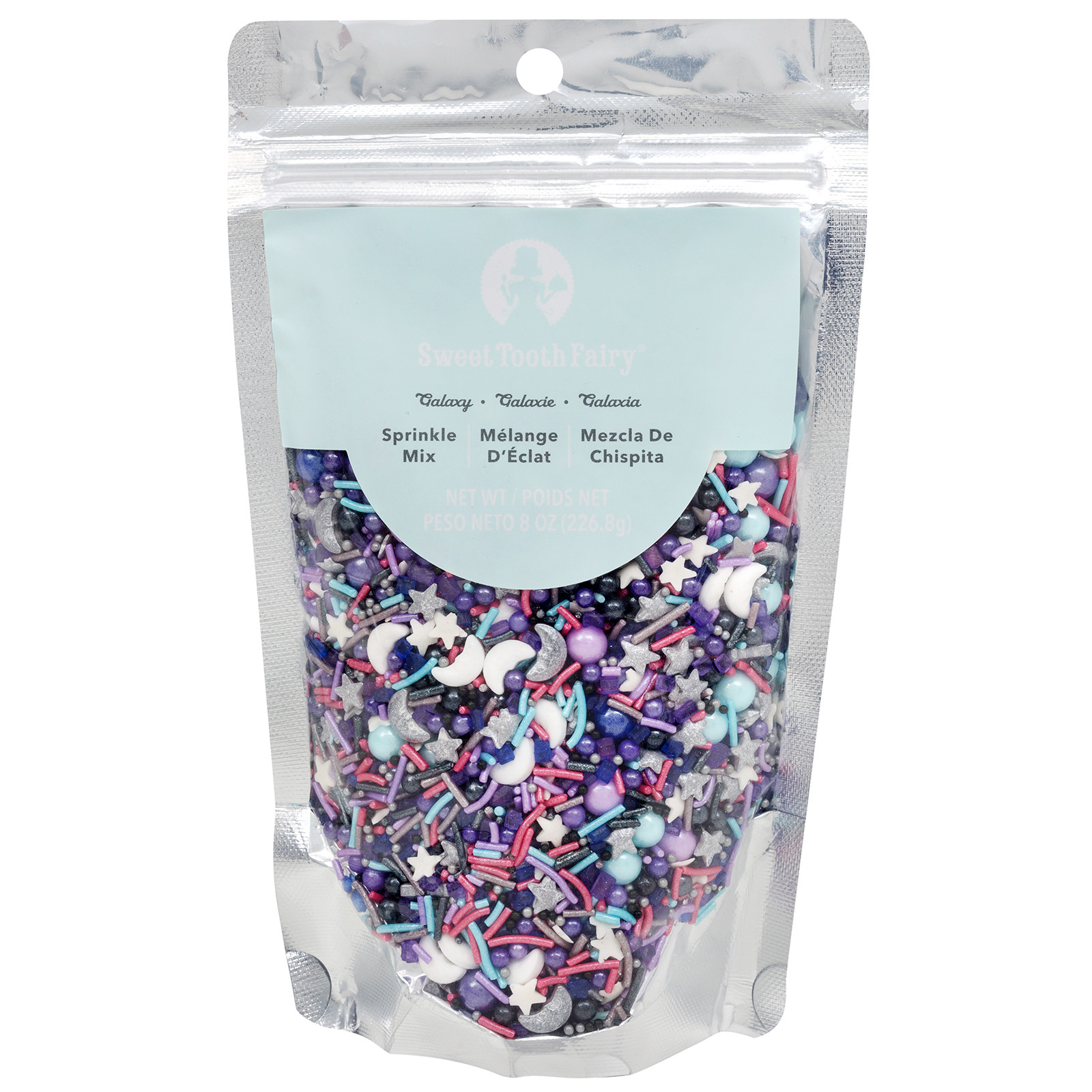SweetTooth Fairy Golden Sprinkle Mix 8 oz226.8g