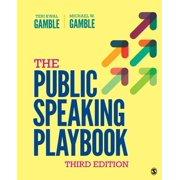 The Public Speaking Playbook - eBook