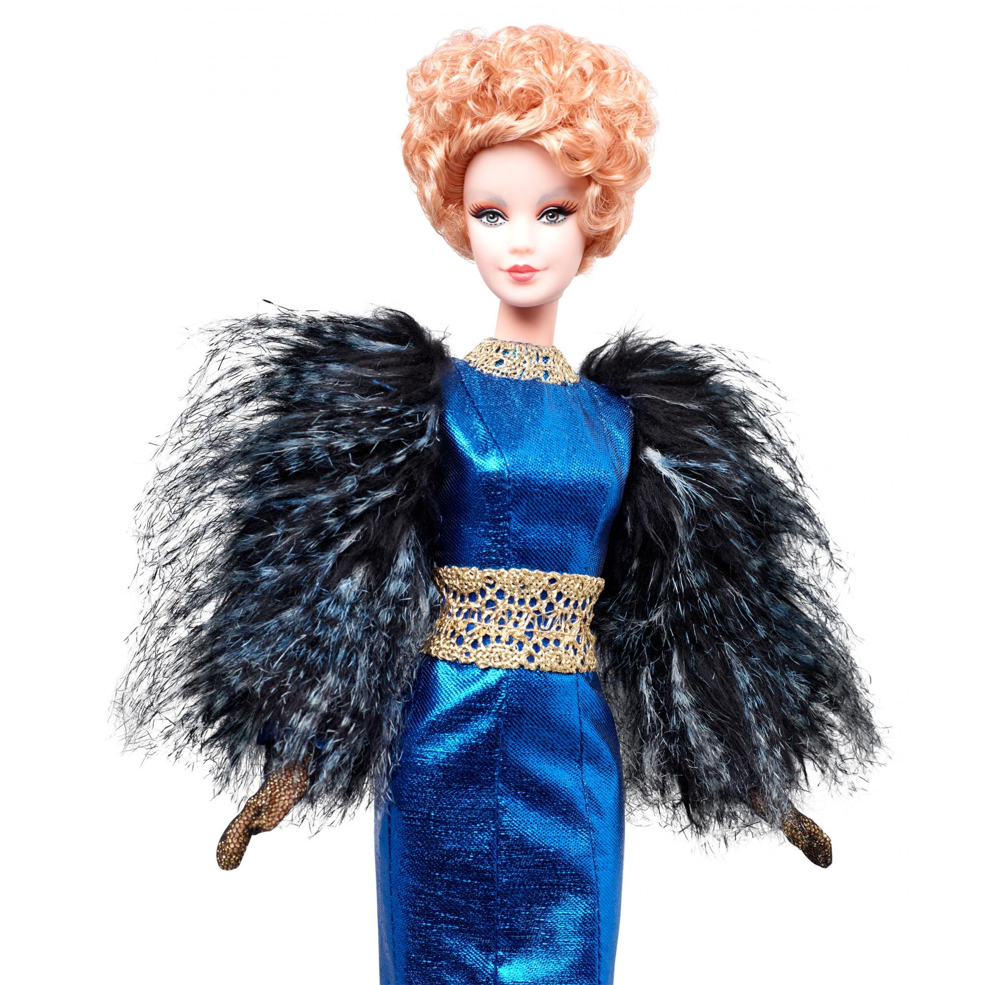 BARBIE HUNGER GAMES EFFIE DOLL