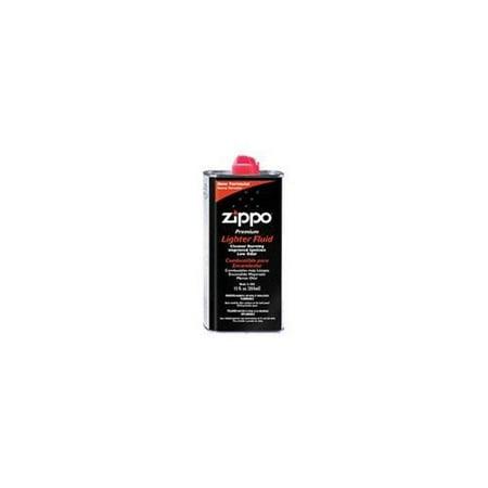 Zippo Lighter Fluid 12OZ. Multi-Colored