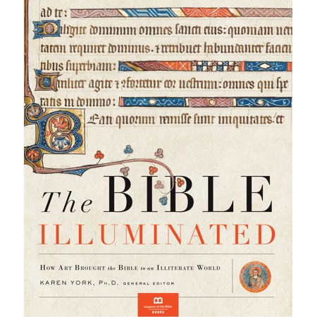 The Bible Illuminated : How Art Brought the Bible to an Illiterate