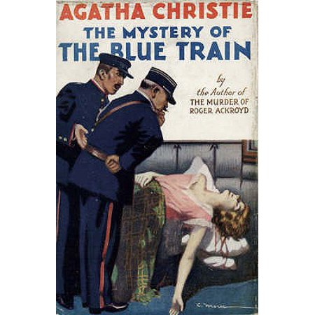 - The Mystery of the Blue Train (Poirot) (Hardcover)
