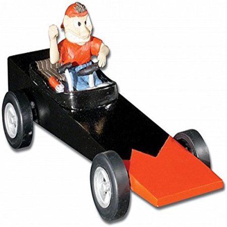 Pinecar Mad Racer Cockpit & (Mad Racer)