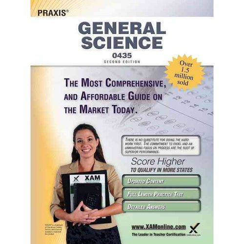 Praxis General Science 0435: Teacher Certification Exam