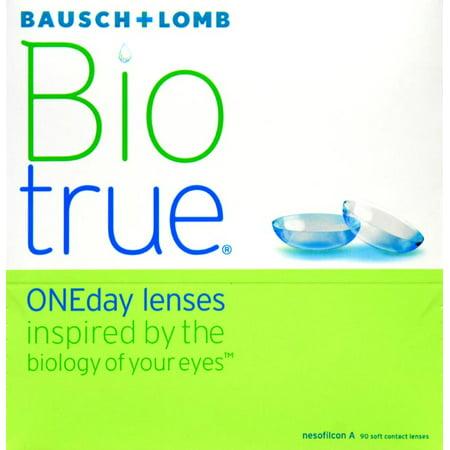 Bausch & Lomb Contact Lens