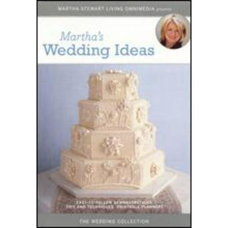 Martha's Wedding Ideas - Weddings Ideas
