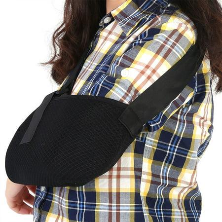 TOPINCN Sangle d'épaule rembourrée douce réglable universelle pour bras pédiatrique pour enfants unisexe, attelle d'immobilisation de bras, bandoulière - image 2 de 7