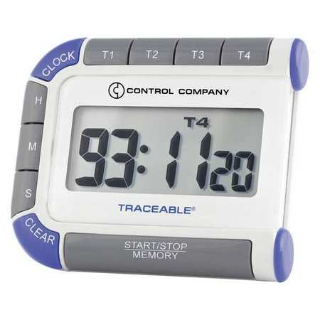 Multi-Colored Timer, Traceable, 5012