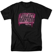 Fight Club - Project Mayhem - Short Sleeve Shirt - Small