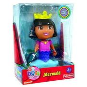 Dora the Explorer Mermaid Figure
