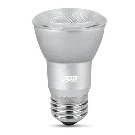 Feit Electric BPPAR16DM/930CA Dimmable PAR16 LED Bulb, 4.1W, Bright White