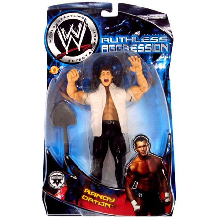 Wwe Wrestling Ruthless Aggression Series 7 Randy Orton Action Figure