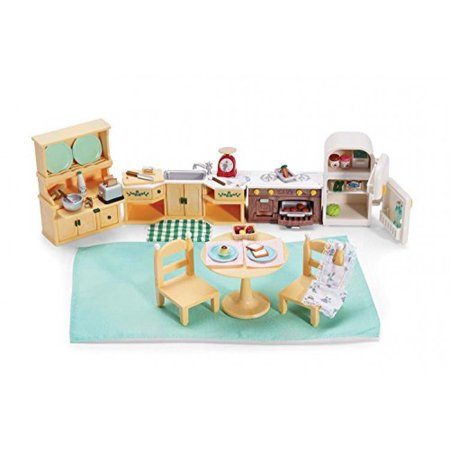 Calico Critters Kozy Kitchen