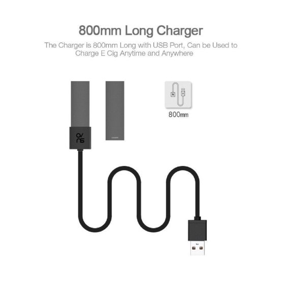 JUUL Charger USB Cable Wired 2 6 Ft Magnetic