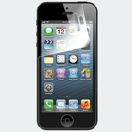 9ae9a48a0e27b3 New Verizon Anti-Scratch Display Protector For iPhone 5 (3-Pack) -  Walmart.com