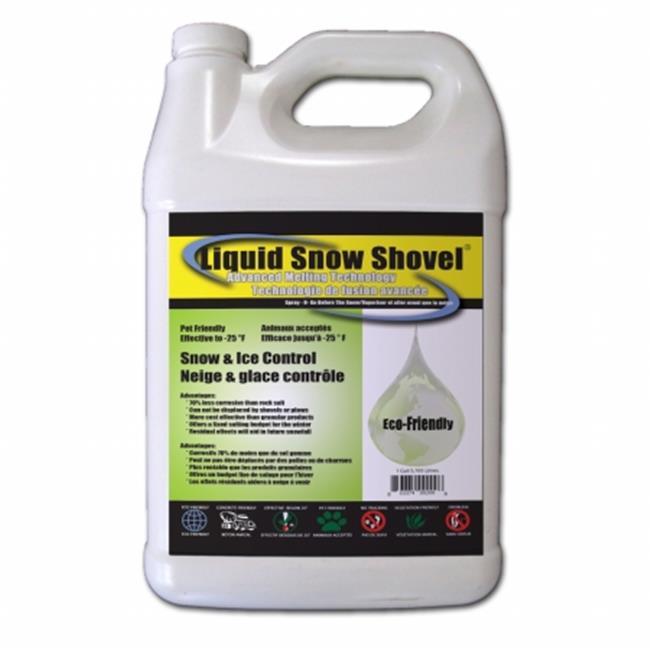 Advanced Seasonal Innovations ASI001WEB Liquid Snow Shovel - 1 gallon