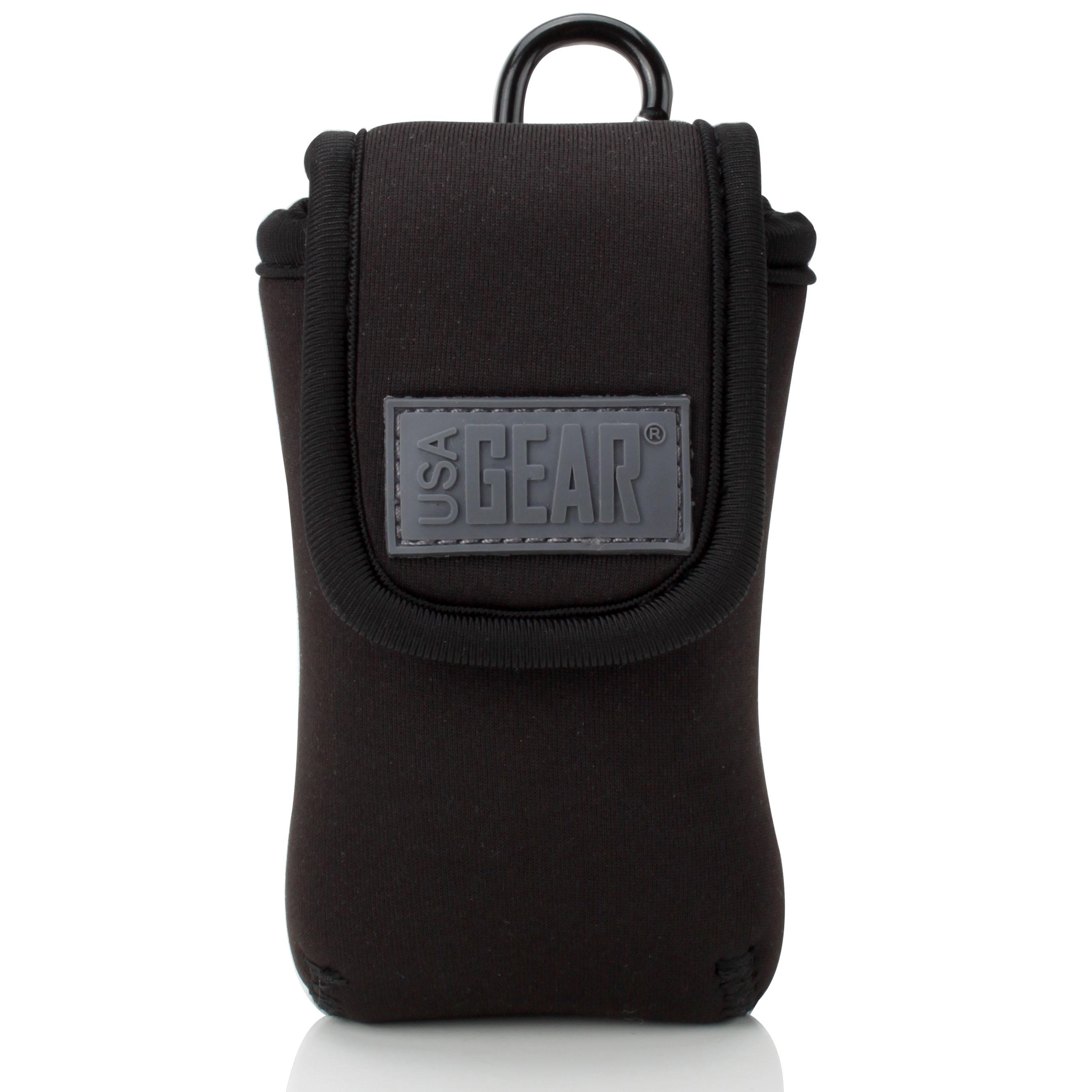USA Gear FlexArmor Durable Neoprene Sleeve for Apple iPhone 5 3GS 3G 4S 4