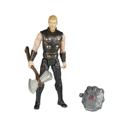 (Marvel Avengers: Infinity War Titan Hero Power FX Thor)