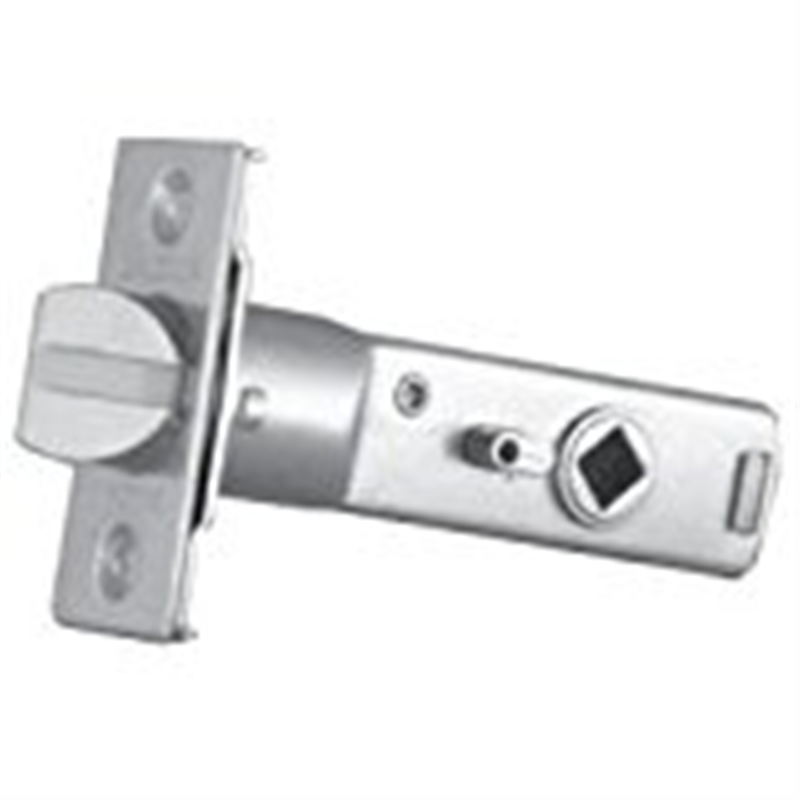 "Baldwin 5525 Passage Door Lever Latch for 2-3/4"" Backset, Lifetime Polished Brass"