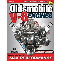 Oldsmobile V-8 Engines - Revised Edition: How to Build Max Performance (Paperback)