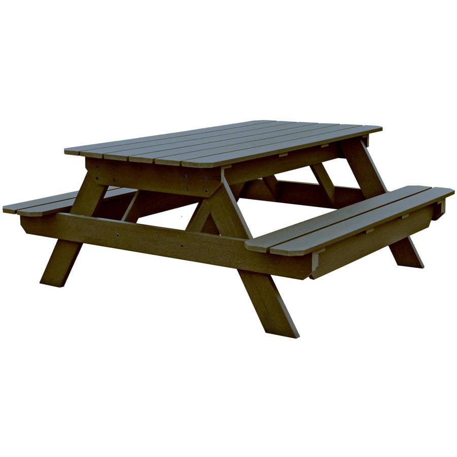 Highwood Eco-Friendly Liberty Picnic Table by Highwood USA