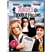 Where Angels Go, Trouble Follows (DVD)