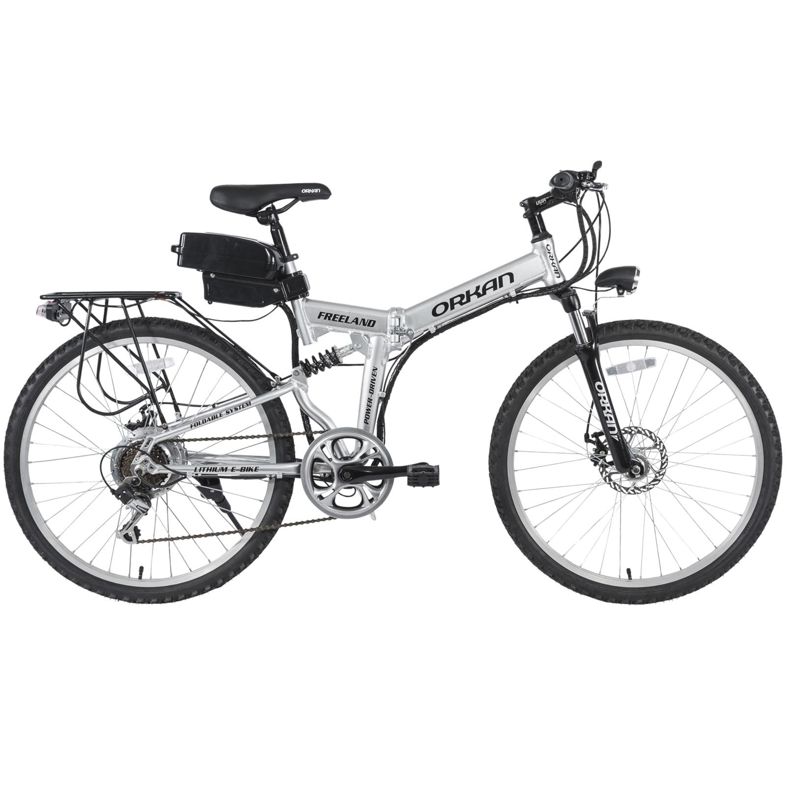 Murtisol 26 Aluminum Electric Bicycle Mountain Bike E Bike 4 Speeds