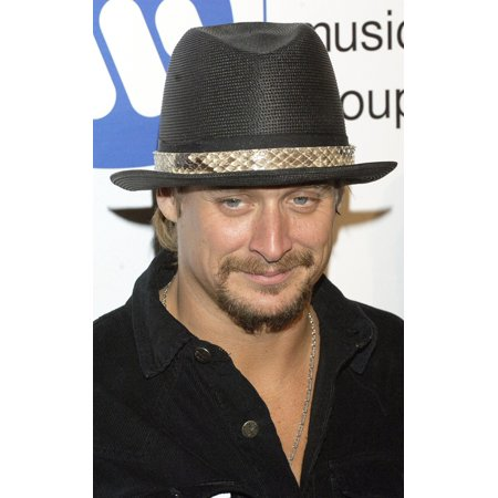 Kid Rock At Arrivals For Warner Music Group Post-Grammy Party Canvas Art -  (16 x 20) - Walmart.com 9e72cbe83cc