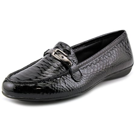 Elites by Walking Cradles Mica  W Round Toe Patent Leather  Loafer