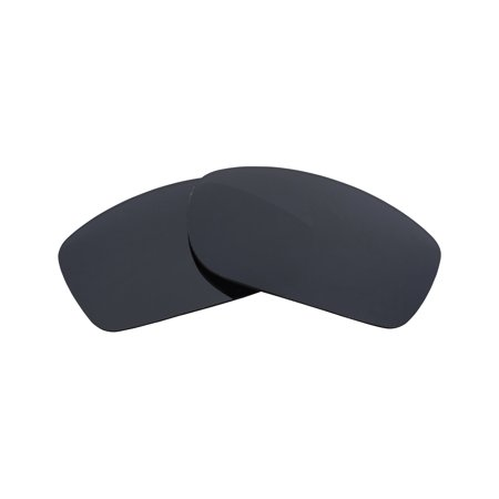 FIVES SQUARED Replacement Lenses Polarized Black Iridium by SEEK fits OAKLEY