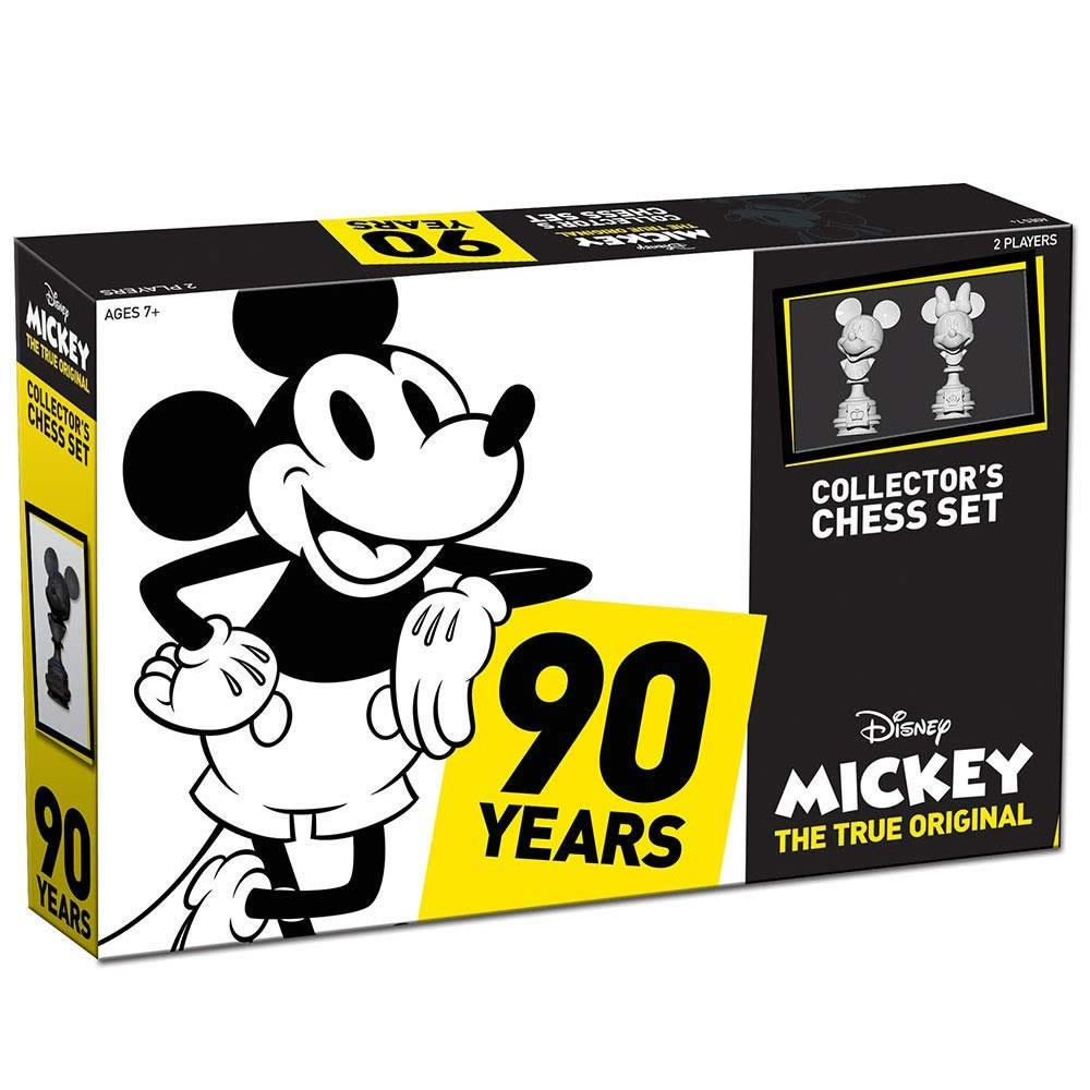 Disney Mickey: The True Original Collector's Chess Set by USAopoly